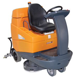 TASKI swingo 4000B Ride-On 43in Auto Scrubber w Std Brushes AGM SKU#TASKI-D6140207, TASKI swingo 4000B Ride-On 43in Auto Scrubber w Std Brushes AGM SKU#TASKI-D6140207