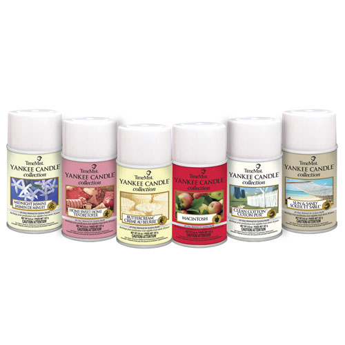 TimeMist Yankee Candle Collection Refill SKU#TMS81-2610TMCA, TimeMist Yankee Candle Collection Refills SKU#TMS81-2610TMCA