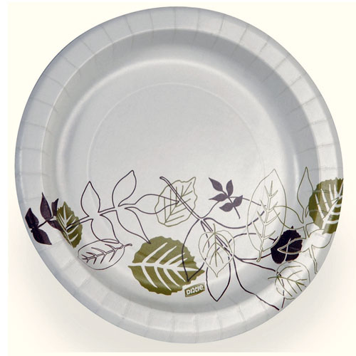 Dixie Ultralux 8.5in Paper Plates SKU#DIXUX9PATH, Dixie Ultralux 8.5in Paper Plates SKU#DIXUX9PATH