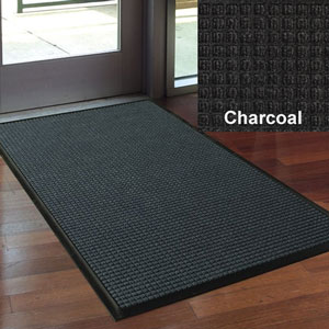 Andersen 36x60in Waterhog Classic Indoor-Outdoor Scraper-Wiper Entrance Mats CHARCOAL SKU#A200-36x60CHARCOAL, Andersen 36x60in Waterhog Classic Indoor-Outdoor Scraper-Wiper Entrance Mat CHARCOAL SKU#A200-36x60CHARCOAL
