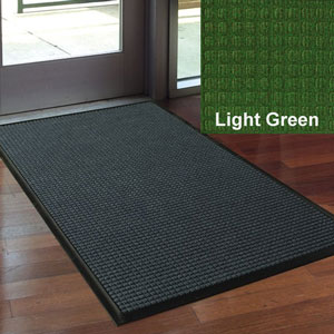Andersen 36x48in Waterhog Classic Indoor-Outdoor Scraper-Wiper Entrance Mats LIGHT-GREEN SKU#A200-36x48LIGHT-GREEN, Andersen 36x48in Waterhog Classic Indoor-Outdoor Scraper-Wiper Entrance Mat LIGHT-GREEN SKU#A200-36x48LIGHT-GREEN