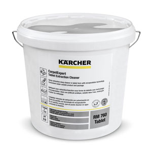 Windsor Karcher CarpetExpert RM 760 Extraction Cleaner Tablets SKU#WIN6.296-025.0, Windsor Karcher CarpetExpert RM 760 Extraction Cleaner Tablets SKU#WIN6.296-025.0