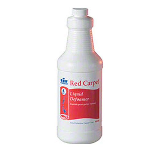 Windsor Carpet Extraction Products Red Carpet Liquid Defoamer SKU#WIN8.695-213.0, Windsor Carpet Extraction Products Red Carpet Liquid Defoamer SKU#WIN8.695-213.0