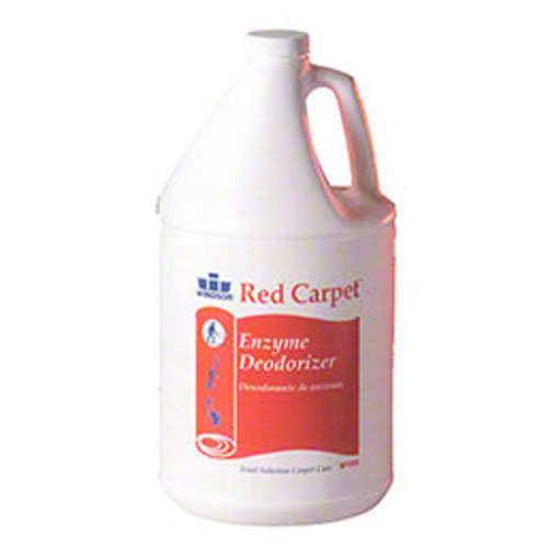 Windsor Carpet Deodorizer Products Red Carpet Enzyme Deodorizer SKU#WIN8.695-218.0, Windsor Carpet Deodorizer Products Red Carpet Enzyme Deodorizer SKU#WIN8.695-218.0