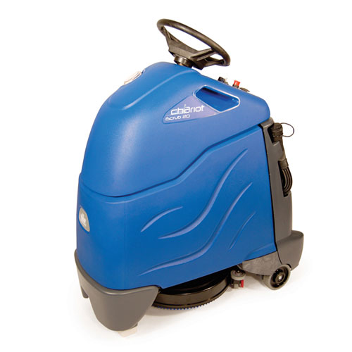 Windsor Chariot 2 iScrub 20 Inch Stand-Up Automatic Scrubbers SKU#WIN9.840-810.0, Windsor Chariot iScrub 20in Stand-Up AutoScrubber SKU#WIN9.840-810.0